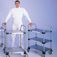 Cleanroom & Lab Carts